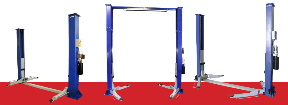 1 Post Lift : Post lift new and used garage equipment automotech