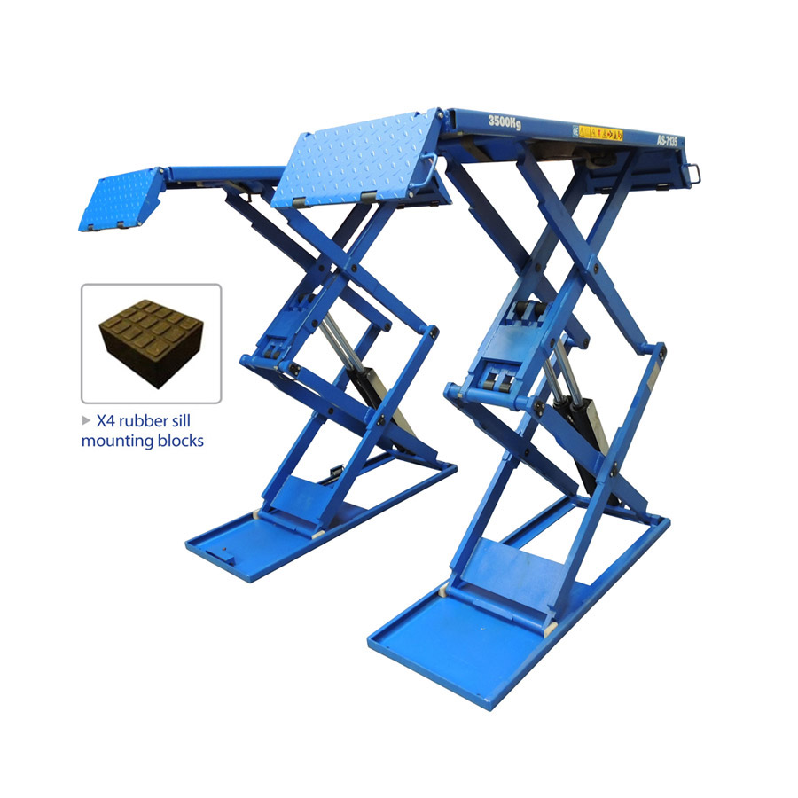 Portable Scissor Car Lift Uk