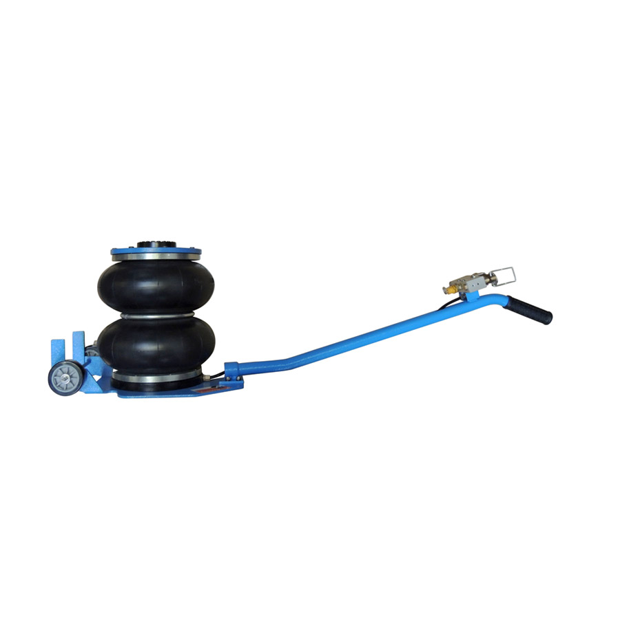 AS-1812 Air operated portable pneumatic trolley jack ...