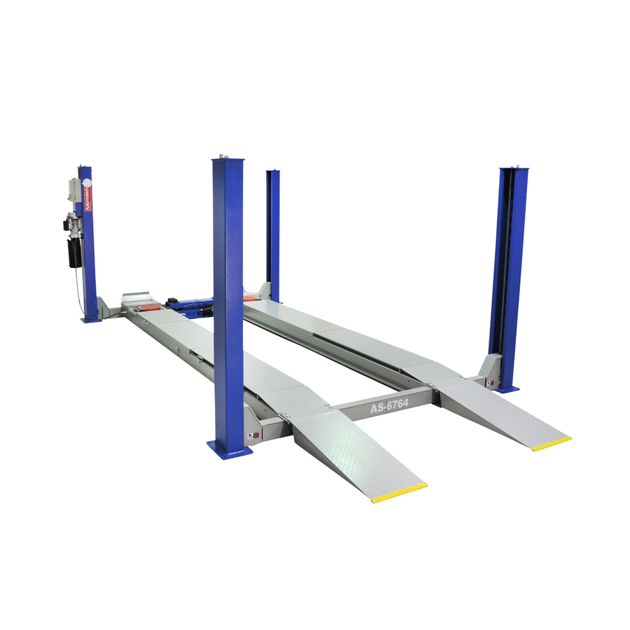 AS-6764 6.4T Alignment Four Post Lift - Automotech ...