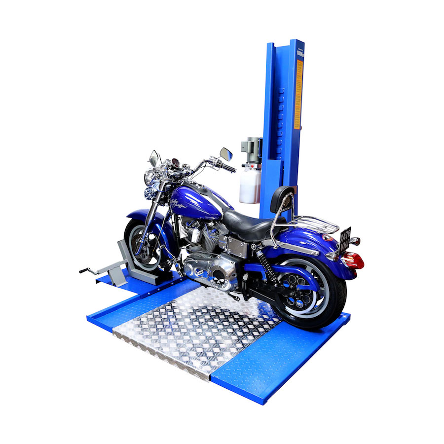 Wheel Alignment Machine >> AS-7261 Single post Lawnmower / Quad Bike / Motorcycle ...