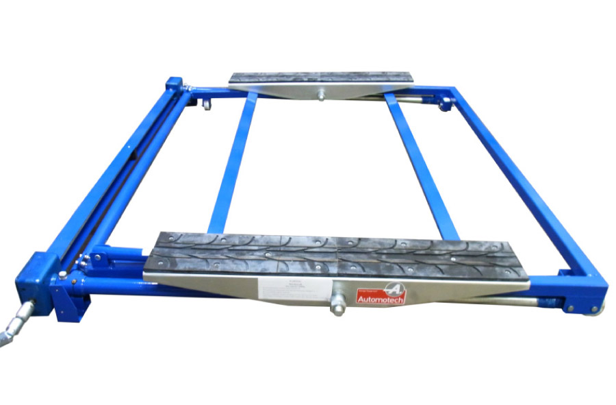 Portable Parking Garage >> AS-0901/1 Portable Tilting Lift - Automotech Services Limited