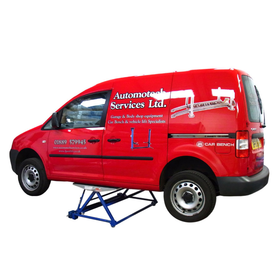 AS-0901/1 Portable Tilting Lift - Automotech Services Limited