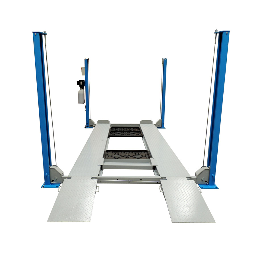 AS-4T36 Mobile 4 post parking lift - Automotech Services Limited