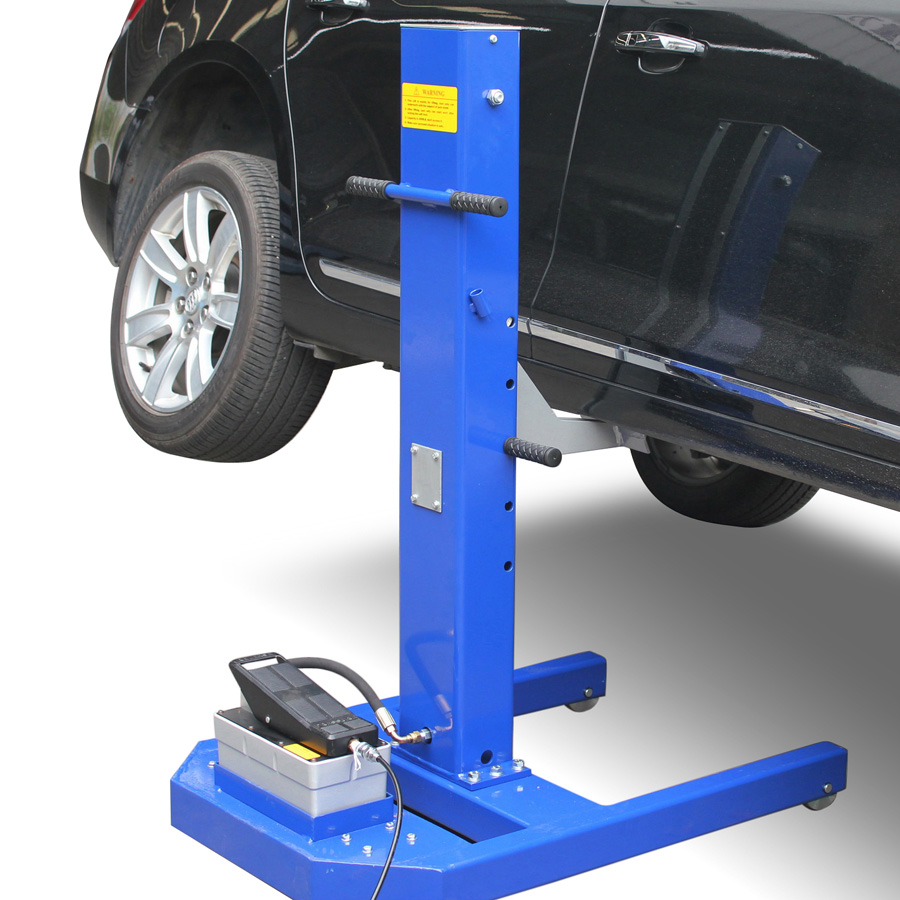 As 1500sl 1 5t Mobile Side Lift Automotech Services Limited