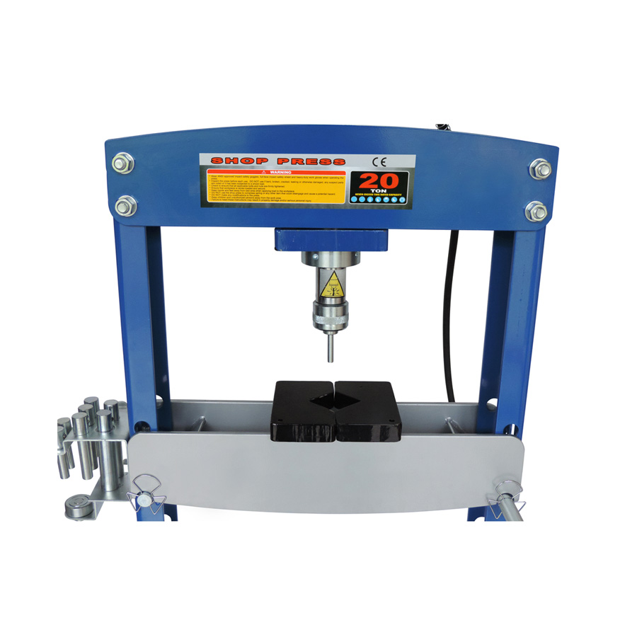 AS-3004A 20T Two Speed Hydraulic Floor Mounted Press - Automotech Services  Limited
