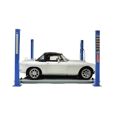 Automotech Services Limited - Specialists in Vehicle Lifts